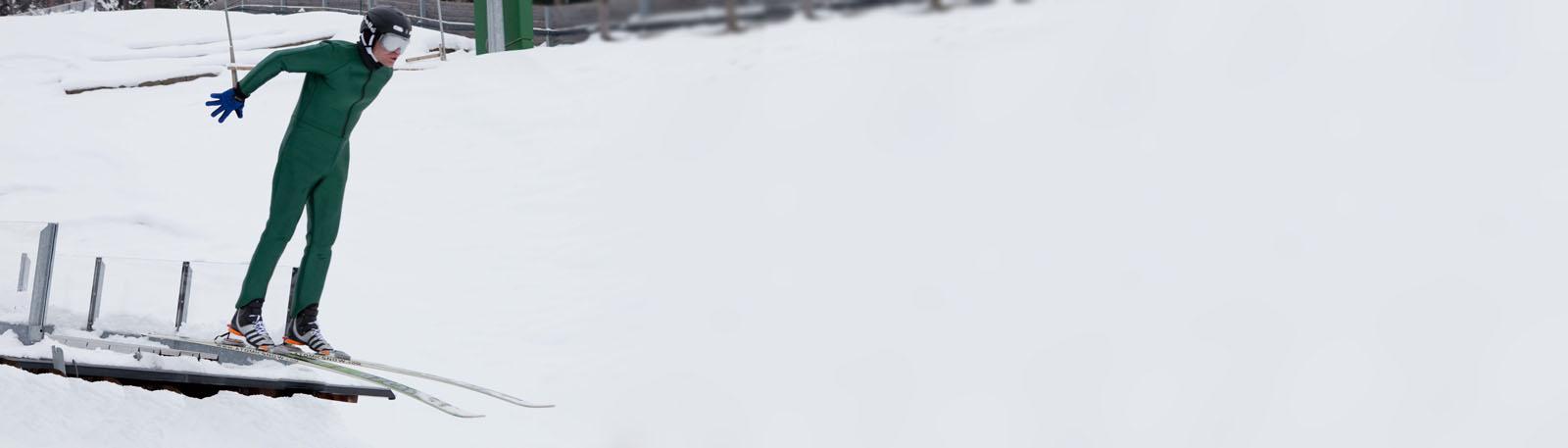 Skisprungschule