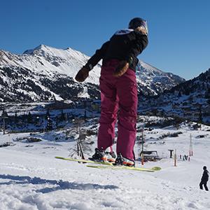 Skisprung Obertauern